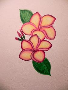 Frangipani Blume